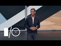 Google I/O 2016 - Keynote - YouTube