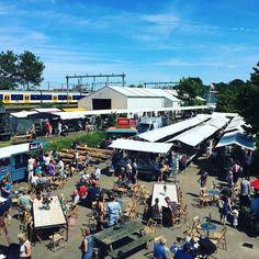 grootste editie van het @seinfestijn tot nu toe! don't miss out! #seinfestijn #seinwezen #food #lifestyle #market #markt #haarlem #haarlemcityblog
