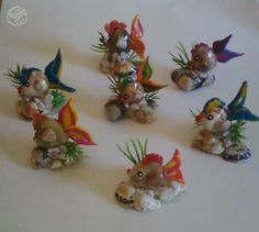 Resultado de imagem para trabalhos artesanais com conchas do mar