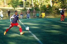 Team America 96 (TAFC96) vs BFC Barca 96 Elite (NCSL U18/U19 Division 1, October 5, 2014) - Tommy Orozco #15