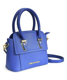 Look what I found on #zulily! Royal Double Handle Mini Satchel #zulilyfinds