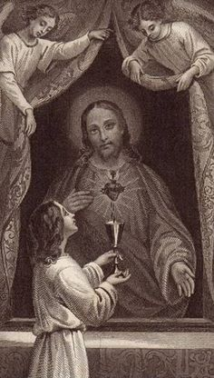 SAGRADO CORAZÓN DE JESÚS, MANANTIAL DE VIDA ETERNA