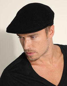 Nice newsboy hat