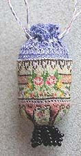 Annelies de Kort victorian bag