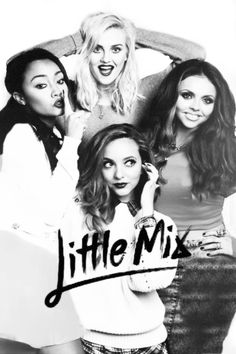 Little Mix, love what these girls stand for. They're all about people having confidence and being themselves. Always makes me happy listening to them Jesy Nelson, Perrie Edwards, Katy Perry, Pop Group, Girl Group, Little Mix Girls, Litte Mix, Cher Lloyd, Mixed Girls