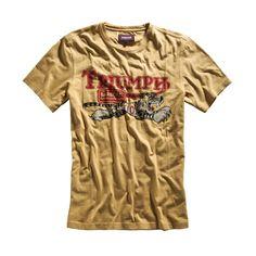 Barbour Triumph T-Shirt Ride