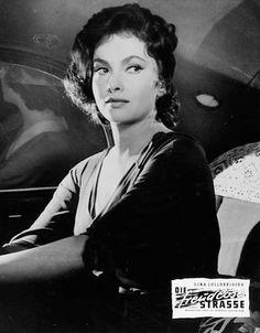 biggdaddycane: Gina Lollobrigida 1940's -... | Warner Archive Collection