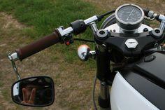 specchietti moto guzzi racer