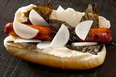 Kewpie Sausage