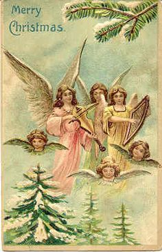 Angels we have heard on high, sweetly singing ov'r the plain