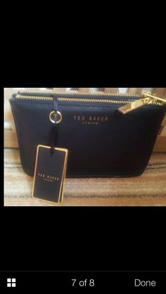Gorgeous Ted Baker purse