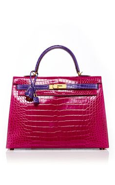 heritage auctions special collections 35cm rose shocking and ultraviolet hermes kelly