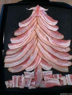Oh bacon tree.. oh bacon tree...