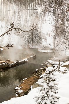 Strawberry Hot Springs, #Colorado