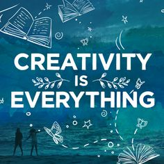 """""""I have a really active imagination."""" Let your creativity wander beyond the limits of reality through this collection of whimsical pictures and quotes. 