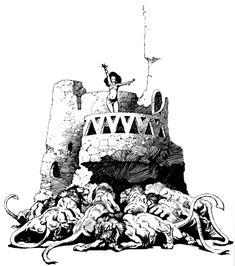 Frank Frazetta (Fantasy Art)