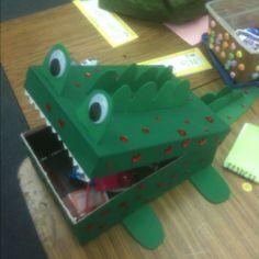 Super cute valentines day box