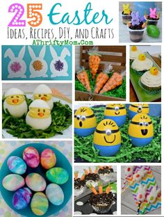 25 Easter Ideas, Rec