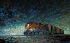 2014 - Steve Coffey - Canadian Painter, Singer, Songwriter