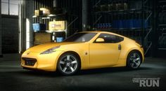 Nissan 370Z (Z24), Need for Speed The Run