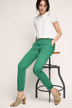 Green look by Esprit