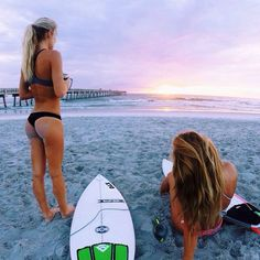289 : afternoon surf with Aria