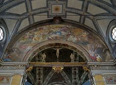 Church of Sant Angelo in Milan (Italy)
