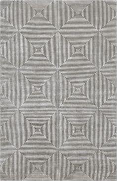 Surya Candice Olson Luminous Rugs - Gray, Light Gray