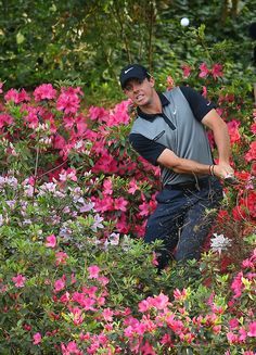 Rory Mcilroy @ 2014 masters