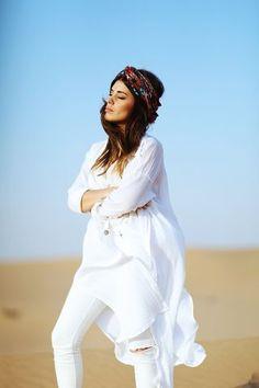 Flitterwochen-Tour nach Kairo und Safari mit World Tour Advice www. Morocco Fashion, Dubai Fashion, Travel Outfit Summer, Summer Outfits, Safari Outfits, Safari Chic, Outfits Mujer, Kairo, Desert Fashion