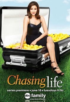 Chasing Life - Season 1 April is a 24-year-old journalist whose life turns down after she is diagnosed with cancer. The story tells how she fight against the disease while dealing with her rebellious younger sister and her widowed mother.
