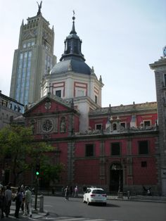 Las calatravas. Madrid. SXVIII