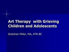 Art Therapy with #Grieving Children and Adolescents Grief Activities, Counseling Activities, Art Therapy Activities, Art Therapy Projects, Therapy Tools, Play Therapy, Therapy Ideas, Grief Counseling, School Counseling