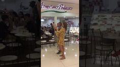Pimentel é hostilizado em shopping de SP