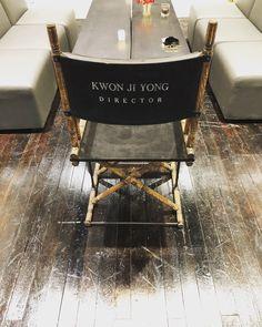 G-DRAGON ~ Coffee shop Untitled, 2017 (Jeju Shinhwa World)#권지용
