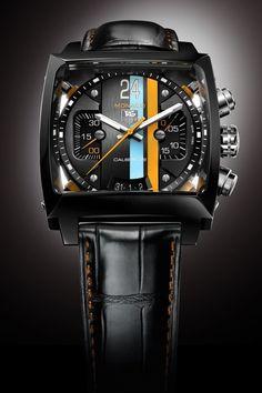 Tag Heuer Monaco 24 #watch