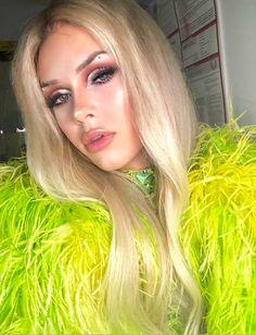 60s Makeup, Sexy Makeup, Flawless Makeup, Beauty Makeup, Hair Beauty, Blair St Clair, Drag Queen Makeup, Pantomime, Transgender Girls
