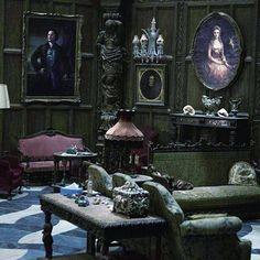 Ordinaire Gothic Interiors