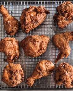 "Martha's Fried Chicken - ""I love cold fried chicken, and it travels really well,"" says editor-at-large Sarah Carey. Her go-to recipe is Martha's favorite; it requires brining and marinating but pays off with a fantastic flavor."