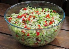 Sałatka z serkiem topionym - Obżarciuch Yummy Food, Tasty, Guacamole, Potato Salad, Salsa, Food And Drink, Potatoes, Mexican, Ethnic Recipes