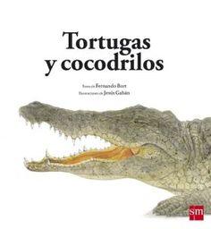 ESPECIAL ANIVERSARI. Fernando Bort.Tortugas y cocodrilos. Animals.