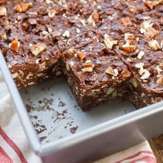 Coconut and pecans a