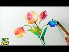 Watercolor Painting - Beginner (level 1, level 2)