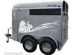Horse Trailer Graphics