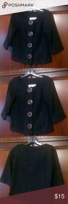 Kenzie  Blazer Gently used  100% Cotton Jackets & Coats Blazers