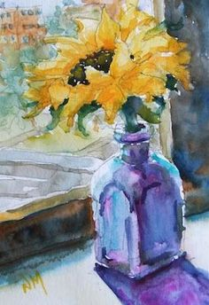Nora MacPhail   WATERCOLOR #watercolorarts