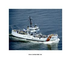 USCGC Clover (WMEC 292) From December 1979 until her decommissioning in June 1990 the Clover was stationed at Eureka, California. Clover was reclassified as a USCG Medium Endurance Cutter (WMEC), her hull painted white and performed search and rescue (SAR) and law enforcement (LE) patrols.