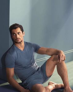 David Gandy For Autograph - M&S  Loungewear Collection