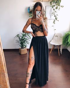 Hot Pants, Summer Outfits, Cute Outfits, Looks Vintage, Girls Life, Mode Inspiration, Fashion Outfits, Womens Fashion, Boho Chic