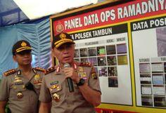 Amankan Jalur Mudik Jakarta-Cikampek, 2000 Polisi Disiagakan